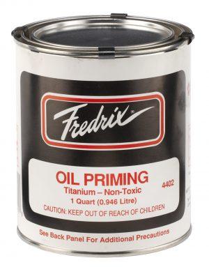Oil Priming Titanium Pigment Primer