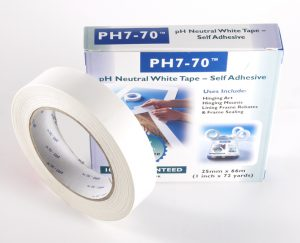 CONSERVATION/ARCHIVAL TAPE 25mmx66m