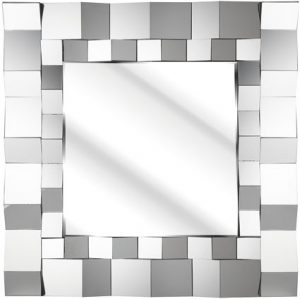 """LARGE GLASS SLOPED TILES OVERALL SIZE 36""""X36"""""""