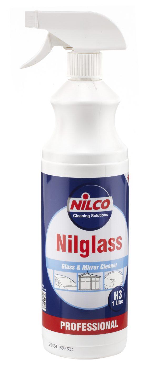 1 LITRE SPRAY BOTTLE GLASS CLEANER