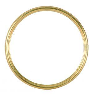 10CM GOLD CIRCLE