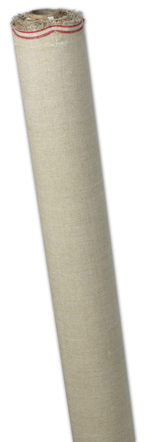 """6yds (5.49mtrs) x 54"""" (1.37mtrs) Linen Oil Primed Kent Quality Canvas Roll"""