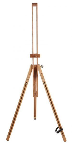 WOODEN FOLDING EASEL (LANCASTER)