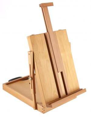 BOX TABLE EASEL (DOMINO).