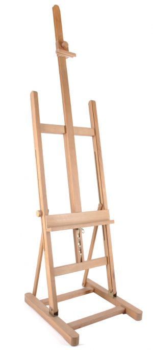 FULL SIZED STUDIO EASEL (MANDA)